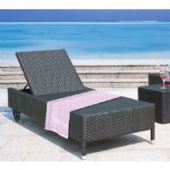 Шезлонг - C247L , Shine Outdoor Furniture ,  ПЛАСТИК  ,   стиль