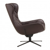 LEYA WINGBACK CHAIR--2.3.1-Opium Coffee Code 80002