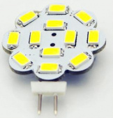 G4/GY6.35- 12SMD 5630
