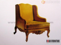 Кресло  - Hotel Sofa Chair - RHS081 , Road (Hotel) Furniture ,  <>  ,   стиль