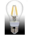 E27 Филаментная лампа -  LPLSB-02-0M Dimmable ,  Lightpower ,  СТЕКЛО  ,  Ватт  : pile.ru