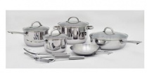 Premium Stainless Steel Cookware