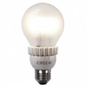E27 Cветодиодная лампа -  9.5W (60W) Warm White LED Bulb ,  Cree ,  Ал  ,  Ватт  : pile.ru