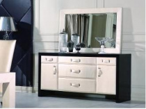 DL-03# BUFFET AND BUFFET MIRROR