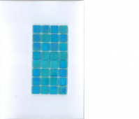 GLASS MOSAIC TILE 20х20 мм