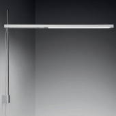 Бра -  0677010A TALAK wall support  ARTEMIDE ,  МЕТАЛ + ПЛАСТИК  , Современный  стиль ,  Ватт   : pile.ru  ,   Пайл - твой интернет магазин