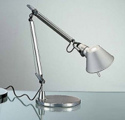 A011800 TOLOMEO micro - aluminium with base