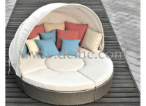 Шезлонг - C-048 , DEIHE FURNITURE ,  ПЛАСТИК  ,   стиль