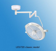 LED720 Classic Model) Shadowless Operating Lamp