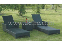 Шезлонг - C-021 , DEIHE FURNITURE ,  ПЛАСТИК  ,   стиль