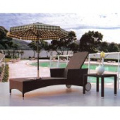 Шезлонг - C230 , Shine Outdoor Furniture ,  ПЛАСТИК  ,   стиль