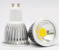 5W COB LED SPOT LIGHT GU10