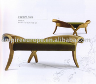 Банкетка - C008 end stool	 , Riesner Furniture ,  ДЕРЕВО  ,   стиль